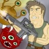 Juego online Monsters Rampage