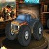 Juego online Monster Truck 3D Reloaded
