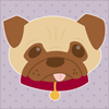 Juego online Attack of the Pug featuring Edward the VIII.