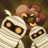 Juego online Mummy Blaster