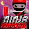 Juego online Ninja Painter