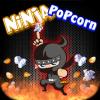 Juego online Ninja Popcorn