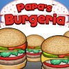 Juego online Papa's Burgeria