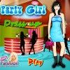 Juego online Partygirl dress up