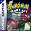 Juego online Pokemon Flora Sky (GBA)