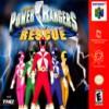 Juego online Power Rangers Lightspeed Rescue (N64)