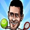 Juego online Puppet Tennis