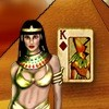 Juego online Pyramid Solitaire Mummy's Curse