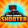 Juego online Rage Zombie Shooter