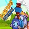 Juego online Railroad Mayhem