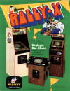 Juego online Rally-X (Mame)