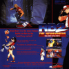 Juego online Real Bout Fatal Fury 2: The Newcomers (NeoGeo)