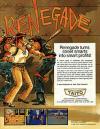 Juego online Renegade (Mame)