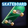 Juego online Skateboard