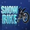 Juego online Snow Bike