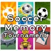Juego online Soccer Memory Tournament
