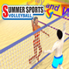 Juego online Summer Sports: Beach Volleyball