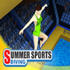 Juego online Summer Sports: Diving
