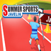 Juego online Summer Sports: Javelin