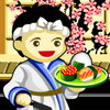 Juego online Sushi Rush