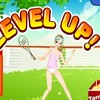 Juego online beauty and tennis{cute girl}