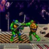 Juego online TMNT Tournament Fighter