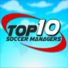 Juego online Top 10 Soccer Managers