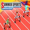 Juego online Summer Sports: Hurdles