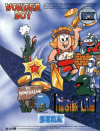 Juego online Wonderboy in Monster Land (Mame)