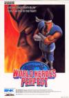 Juego online World Heroes Perfect (NeoGeo)