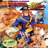 Juego online X-Men Vs Street Fighter (Mame)
