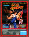 Juego online Yie Ar Kung-Fu (Mame)