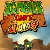 Juego online Zombies Can't Jump