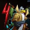 Juego online Zombies vs Penguins 4 ReAnnihilation