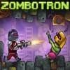Juego online Zombotron - A free Platform Game
