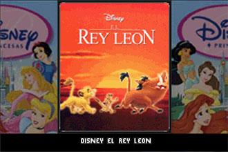 Imagen de la descarga de 2 Games in 1: Disney Princesas – El Rey Leon