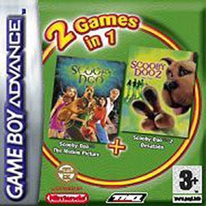 Portada de la descarga de 2 Games in 1: Scooby-doo – Scooby-doo 2 Desatado