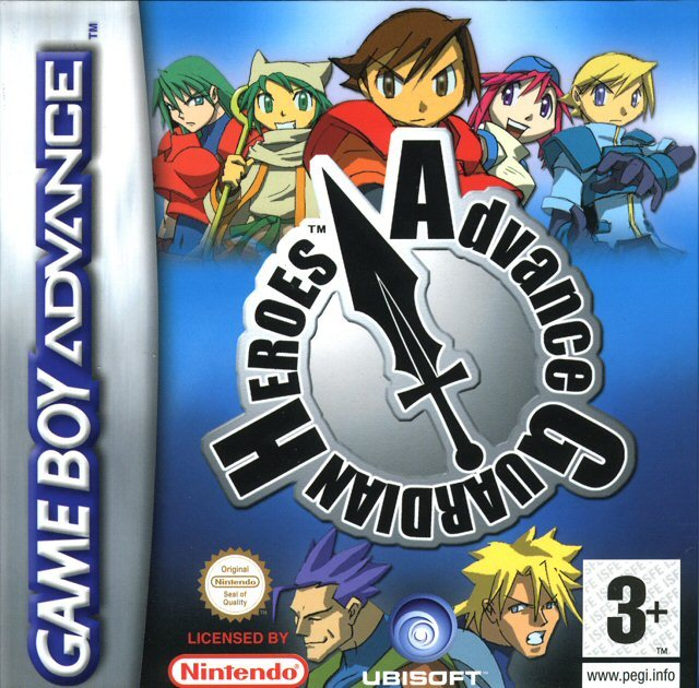 Carátula del juego Advance Guardian Heroes (GBA)