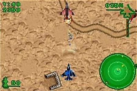 Imagen de la descarga de Ace Combat Advance