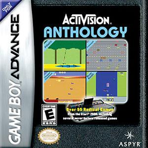 Carátula del juego Activision Anthology (GBA)