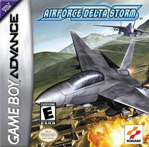 Portada de la descarga de AirForce Delta Storm