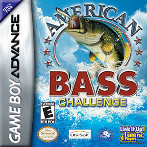 Juego online American Bass Challenge (GBA)