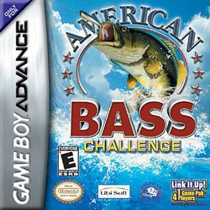 Carátula del juego American Bass Challenge (GBA)
