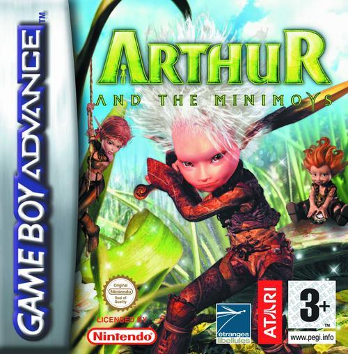 Portada de la descarga de Arthur and the Minimoys