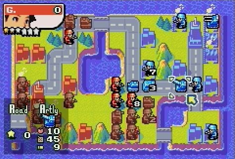 Imagen de la descarga de Advance Wars 2: Black Hole Rising