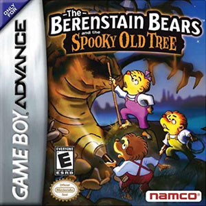 Juego online The Berenstain Bears and the Spooky Old Tree (GBA)