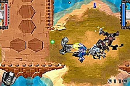 Imagen de la descarga de Bionicle Heroes