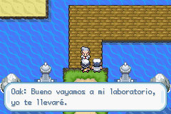 Imagen de la descarga de Pokemon Blue Legend