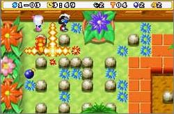 Imagen de la descarga de Bomberman MAX 2: Red Advance
