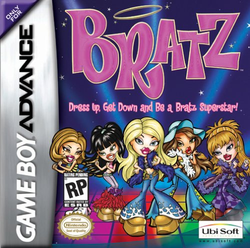 Portada de la descarga de Bratz